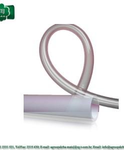 Crijevo fleksibilno PVC prozirno 1