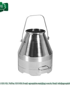 OMC kanta za mlijeko 23L inox 1