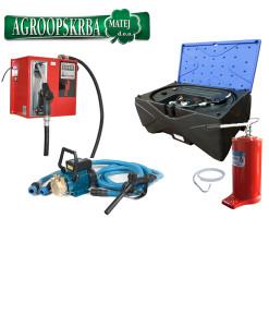 Oprema za pretok goriva i podmazivanje