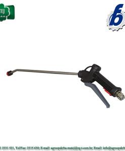 Prskalica za ulje i deterdžent pneumatska F.ili Bonezzi 3