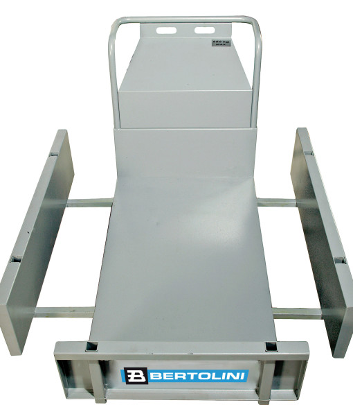Transportna kolica Bertolini BTR 550 2