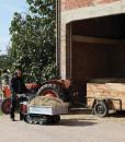 Transportna kolica Bertolini BTR 550 4