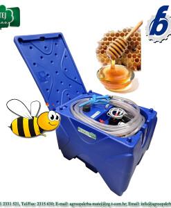 Mobilni set za pretok ušećerene vode F.ili Bonezzi 448/220-K 1