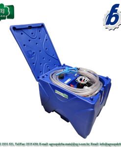 Mobilni set za pretok ušećerene vode F.ili Bonezzi 448/220-K 2